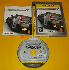 RIDGE RACER 7 Ps3 Versione Italiana Platinum ○○○○○ COMPLETO