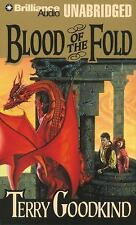 Sword of Truth: Blood of the Fold 3 by Terry Goodkind (2014, MP3 CD, Unabridged)