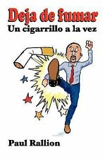 Deja De Fumar: Un cigarrillo a la vez (Spanish Edition)-ExLibrary