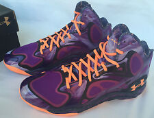 Under Armour TB Micro G Anatomix Spawn 1248426-563 Basketball Shoes Men's 12.5