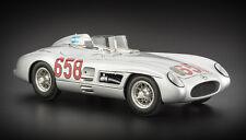 CMC 1955 Mercedes 300 SLR Mille Miglia #658 Fangio M-117 1:18**Nice Car!