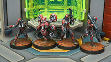 Infinity Corvus Belli Tomcats Special Rescue Team Nomads Army box metal new