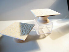 DOLLS HOUSE MINIATURE CAKE STAND H1