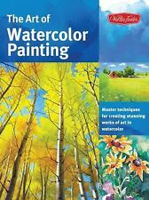 ART OF WATERCOLOR PAINTING - Master Techniques - 2013 Walter Foster softback NEW