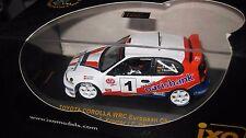 IXO 1:43 TOYOTA COROLLA WRC EUROPEAN CHAMPION 2001 KREMER / BERBEN  RAM061 **