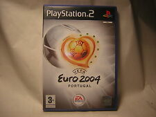 Playstation 2 UEFA EURO 2004 PORTUGAL    PS2