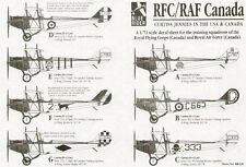 Blue Rider 1/72 Curtiss Jennies in the USA and Canada # 226