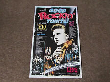 Good ROCKIN Tonight Greatest Party in Town by Jack Good STRAND Theatre Poster
