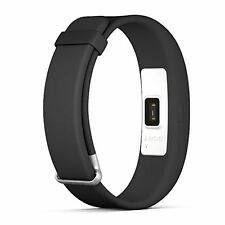 NEW GENUINE SONY SMARTBAND 2 SWR12 BLACK NFC FITNESS ACTIVITY TRACKER WRISTBAND
