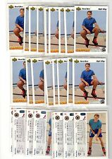 1X PAVEL BURE 1991-92 Upper Deck #54 NMMT Bulk Lot Available Vancouver Canucks