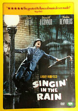 Singing Singin' in the Rain (1952) - Gene Kelly DVD *NEW