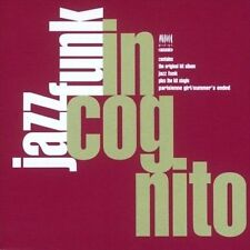 Jazz Funk by Incognito (Digital DownLoad, Mar-2003, EMI Music Distribution)