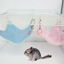Small Pet Rat Hamster Hammock Hanging Bed House Mouse Cage Comfort Supply