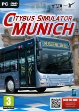 City Bus Simulator Munich (PC DVD) NEW & Sealed