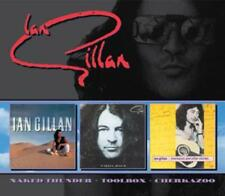Ian Gillan Naked Thunder/Toolbox/Cherkazoo And Other Stories, 2 CD /2010