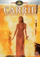 Carrie Special Edition 1976 Sissy Spacek, Piper Laurie Brand New Sealed DVD