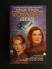 Star Trek Voyager EQUINOX by Diane Carey Based on Equinox Part 1 and 2