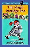 The Magic Porridge Pot (Easy-to-Read, Puffin)-ExLibrary