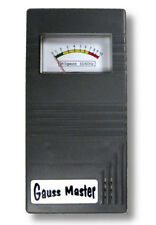 New! GAUSS MASTER EMF GHOST HUNTING Hunters Equipment METER detector