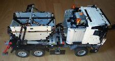Bauanleitung instruction 42024 42043 LKW Umbau  Eigenbau Unikat Moc Lego Technic