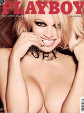 Playboy 3,03/2016 März,Pamela Anderson,Estella Keller,Ben Stiller,ABO-COVER!
