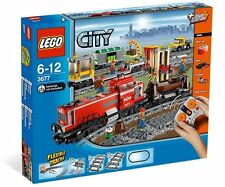 LEGO® 3677 Güterzug NEU OVP_Red Cargo Train NEW MISB NRFB