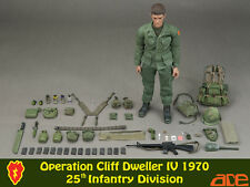 ACE 1/6 VIETNAM -US - Operation Cliff Dweller IV 1970 - 25th Infantry Division