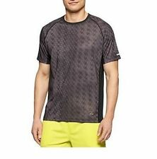 Calvin Klein CK Performance Men's Short Sleve Sonic Wave Quick Dry T-Shirt - XXL