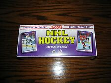 1991-92 Score Hockey FACTORY SEALED Set!!