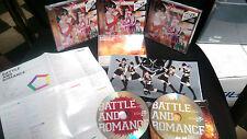Momoiro Clover Z Battle & Romance CD J-Pop/K-Pop Anime Music CONTRADICTION
