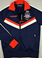Ralph Lauren POLO SPORT USA Jacket Performance Zip Sweatshirt S NWT $185