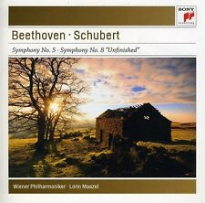 Beethoven / Maazel / - Symphony No. 5 / Symphony No. 8 Unfinished [New CD]