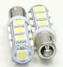 New 2x BA9S T4W Pure 5050 SMD 13 LED Car Side Tail Light Bulb Lamp Interior Nice