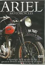 ARIEL MOTORCYCLES DVD - A NOSTALGIC LOOK AT ONE OF THE GREATEST BRITISH BIKES