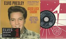 Elvis Presley - Good Luck Charm - Deleted UK Limited Numbered 3 track CD NEW