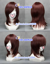 Vampire Knight yuki Cosplay Wig Costume brown colour 008C