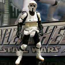 STAR WARS the black series BIKER SCOUT rotj TBS #07