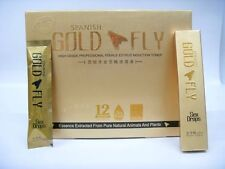 Spanish Gold Fly Male/Female Sexual Enhancer Free & fast Shipping (2 pack)