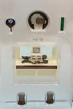 Miniatures Japan Public Bath Room  #4 - Takara