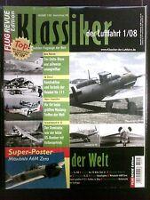 Klassiker der Luftfahrt  1/08  in Schutzhülle