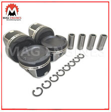 PISTON & RING SET TOYOTA 1ZZ-FE FOR COROLLA AVENSIS & CELICA 1.8 LTR 01-07
