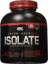 Whey Protien Isolate by Optimum Nutrition , Chocolate, 4.19 Pound