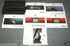 2005 Porsche Turbo 996 911 Owners Manual