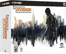 Tom Clancy's The Division - Collector's Edition (PC, 2015)