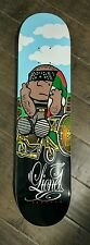 nos shortys charlie brown lionel skateboard deck