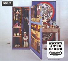 FREE US SH (int'l sh=$0-$3) NEW CD Oasis: Stop the Clocks (with DVD) Special Edi