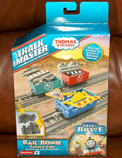 NEW Thomas & Friends Track Master Motorized Railway (Rail Repair Cargo And Cars)