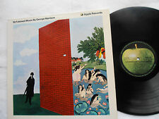 George Harrison Wonderwall Music, Apple Rec. Hör Zu SHZE 250,Orig.D-First Press.
