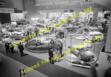Photo - Triumph stand, New York International Motor Show, April 1958