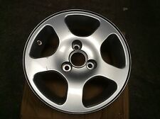 Genuine new Peugeot 106 alloy wheel rim 5jx13ch-3-15 3 stud speedline 9606EZ